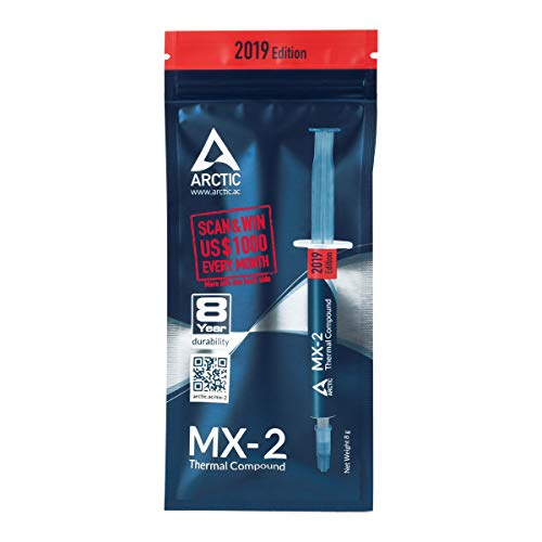 3fc55cce920 ARCTIC MX-2 Edition 2019 - Thermal Compound Paste