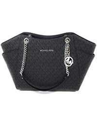 Women's Jet Set Travel - Large Chain Shoulder Tote