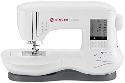 Singer Legacy SE 300 - Máquina de coser y bordar: Amazon.es ...