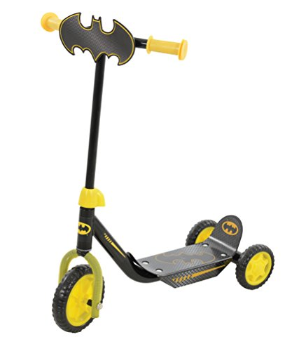 Batman M14196 DC Comics Tri Scooter (Best Scooter For 5 Year Old Uk)