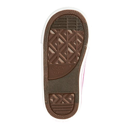 Infants Girls Converse 742838 Slip on Shoes Pink *