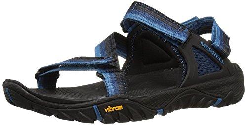 Merrell Mens All Out Blaze Web Hiking Shoe, Ebany, 48 D(M) EU/12.5 D(M) UK