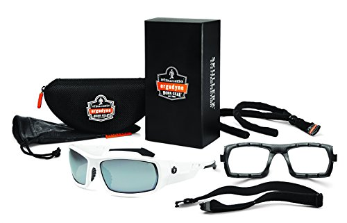 ergodyne-skullerz-odin-eye-protection-full-frame-safety-sunglass-kit-white-frame-silver-mirror-lens