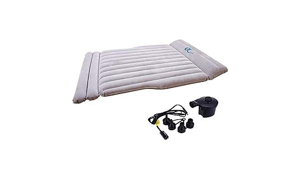 Auto-Luftmatratze mit Luftpumpe für Camping Reisen Schlafen ...