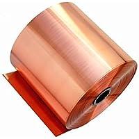 0,1x 1m placa de lámina de cobre puro