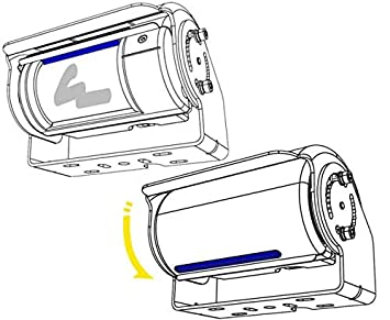 Carbest 471880 Limpiaparabrisas de goma de repuesto para la vista Profi sistema de cámara de color: Amazon.es: Coche y moto