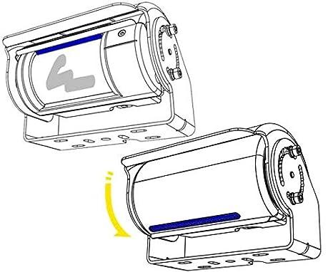 Carbest 471880 Limpiaparabrisas de goma de repuesto para la vista ...