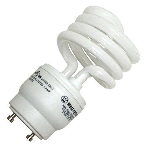 Westinghouse 3630800, 18 Watt CFL Light Bulb, (75W Equal) 2700K Soft White 82 CRI 1200 Lumen