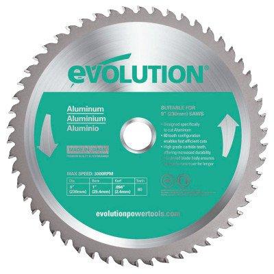 TCT Metal-Cutting Blades, 7 in, 20 mm Arbor, 3,900 rpm, 36 Teeth (2 Pack)