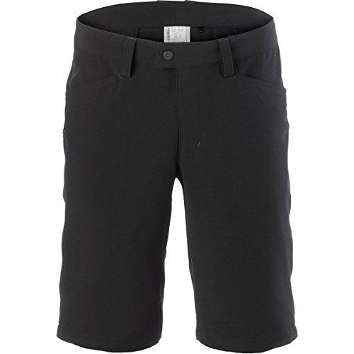 SHIMANO Transit Path Shorts - Men's - Black, Large