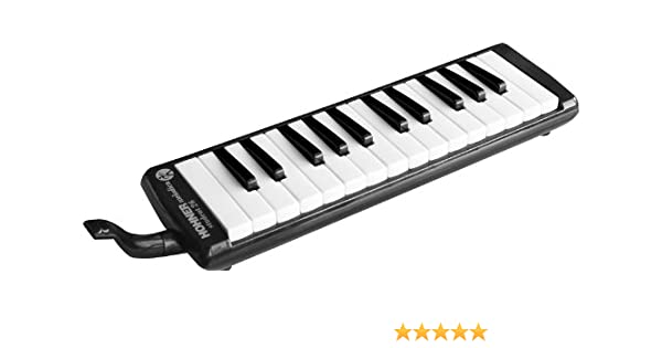 HOHNER Student 26 - Melódica de 26 teclas (para principiante), color negro: Amazon.es: Instrumentos musicales