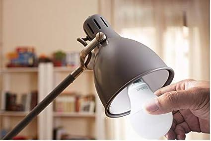 800 Lumens E26 Base Soft White 3000K 9 Watt Pack of 6 Glolux A19 LED Light Bulb 60 Watt Equivalent