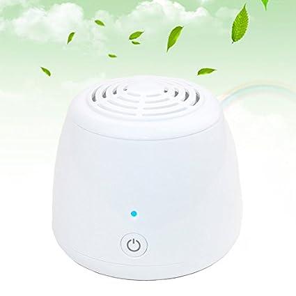 Starmood generador de ozono iónico purificador de Aire USB Elimina el Olor Mini Filtro de Aire