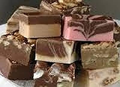 Cal Fudge Factory Fudge Assorted 1 Pound Sampler