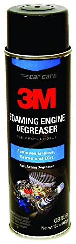 3M 08899 Foaming Engine Degreaser - 16.5 oz.