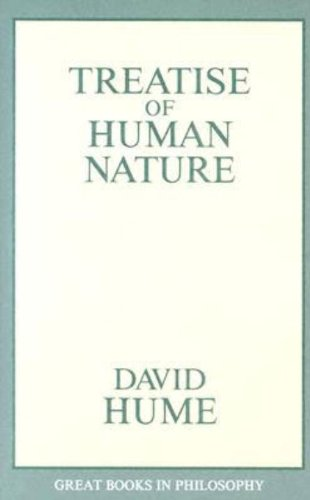 A Treatise of Human Nature (Great Books in Philosophy)