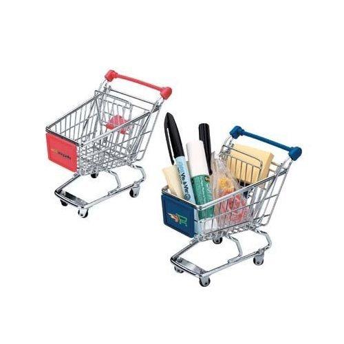 Princess International Mini Shopping Cart Blue, Baby & Kids Zone