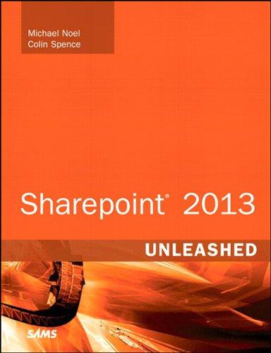SharePoint 2013 Unleashed Doc