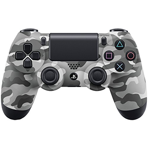 DualShock 4 Wireless Controller for PlayStation 4 – Urban Camouflage [Old Model]