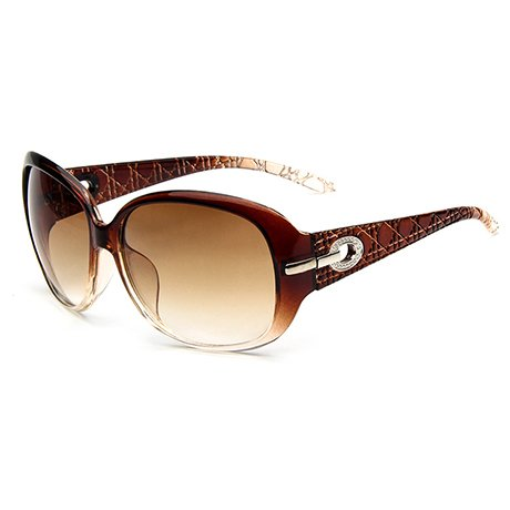 Ladies Gafas sol Rhinestone Uv Glasses Brown de Sun GGSSYY de nbsp;Elegant nbsp; Mujer Gafas Mujer sol nbsp; Borgoña nFz87w