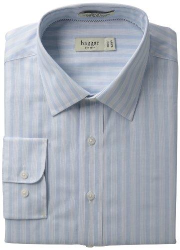 Haggar Regular Fit Poplin Patterned Dress