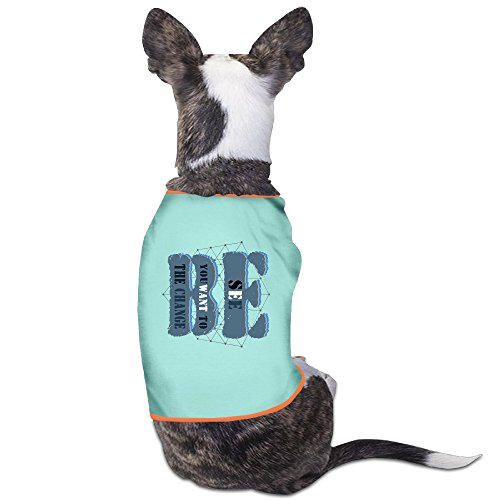 [Design Pet Custumes Be The Change You Want To See For Dog Cats 100% Polyester] (Belgium National Costume Dress)