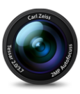 Carl Zeiss glass lens