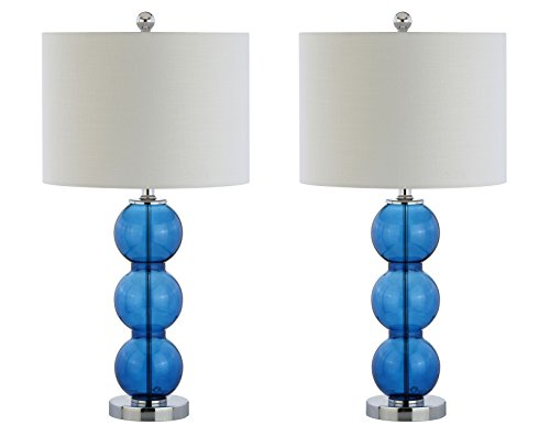 Jonathan Y JYL1070E-SET2 Table Lamp, 14