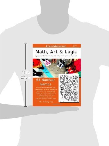 Math, Art and Logic - Dyslexia Games Therapy (Series C) (Volume 6 ...