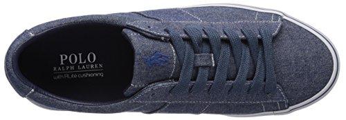 Polo Ralph Lauren Men's Sayer Sneaker Blue cheap sale great deals best online cheap best sale xAoebAea