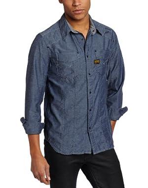Men's Modernist Play Shirt Long Sleeve Shirt