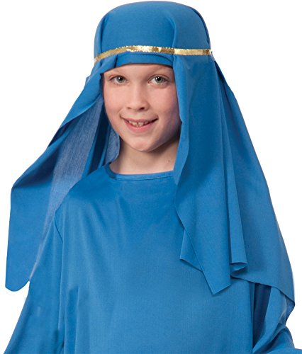 Forum Novelties Biblical Times Shepherd Child Costume Hat, (Wisemen Costume)
