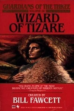 book cover of Wizard of Tizare