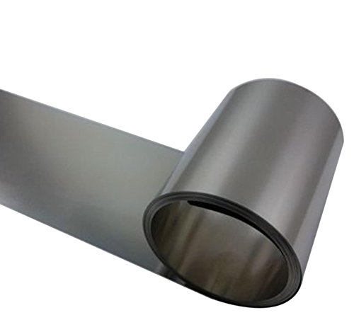 0.15mm x 100mm x 2000mm 304 Stainless Steel Fine Plate Sheet Foil