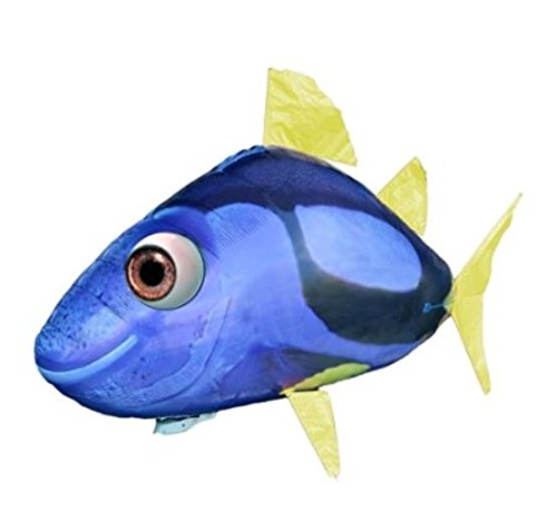 Radio controlled fish for family fun for Remote control air swimming fish