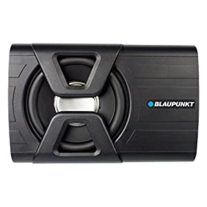 Blaupunkt 300W 8-Inch Amplified Subwoofer