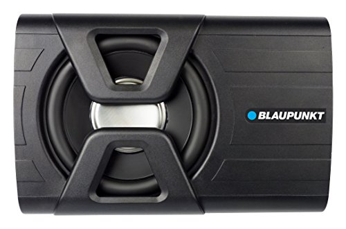 (Blaupunkt 300W 8-Inch Amplified Subwoofer)