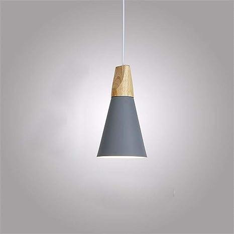 Lamparas Lámpara Colgante Luces Modernas Madera Cwill De Coloridas I29YWEDH