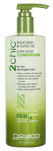 Giovanni 2chic Avocado and Olive Oil Ultra-Moist Conditioner