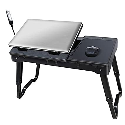 Review Moclever Laptop Desk Stand,