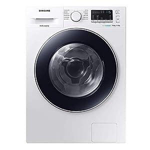 Samsung 7.0 kg / 5.0 kg Inverter Fully Automatic Washer Dryer (WD70M4443JW/TL, White)