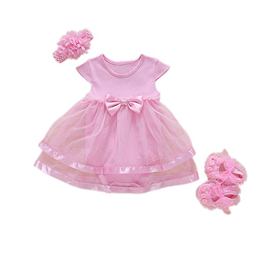 Yiding Toddler Baby Girls Dress for Party Wedding Lace for sale  Delivered anywhere in Canada