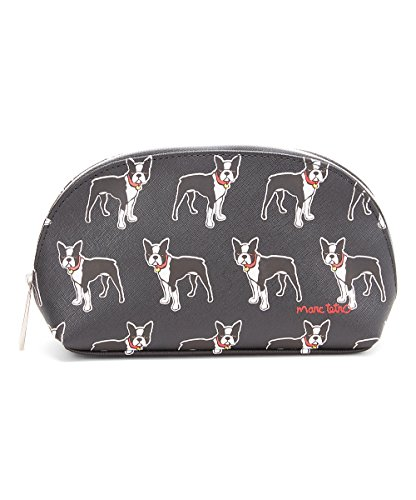 Boston Black Bag - Marc Tetro Cosmetic bag (Black Boston Terrier)
