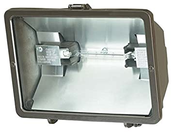 Atlas Lighting Products Q500WF 500W Quartz Flood By Atlas Lighting Products