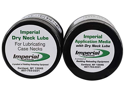 Redding Imperial Convenience Pack Dry Neck Lube Plus Application Media