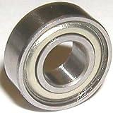 S698ZZ Bearing 8x19x6 Stainless Steel Shielded Miniature Ball Bearings VXB Brand