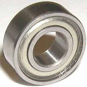 "50 R3ZZ 3//16/""x 1//2/""x 0.196/"" R3Z inch Miniature Ball Radial Ball Bearings"