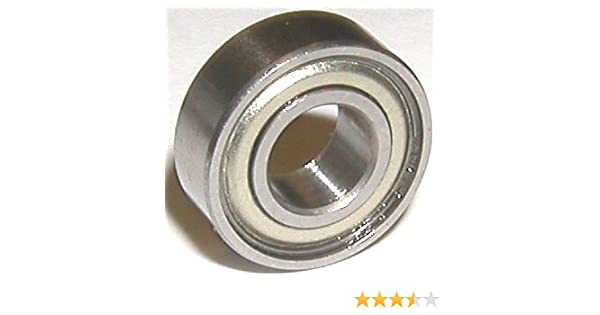 10 pack 6002-ZZ Shielded Radial Ball Bearing 15X32X9