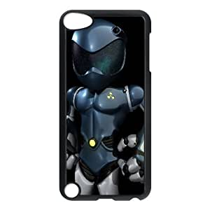 Toonami Cartoon iPod TouchCase Black persent xxy002_6009706