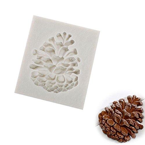 pine cone soap mold - 6